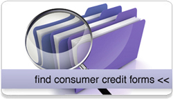 Find Consumer Credit Forms